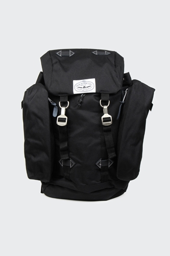 Good As Gold Online Clothing Store Mens Womens Fashion Streetwear Nz Rucksack Black