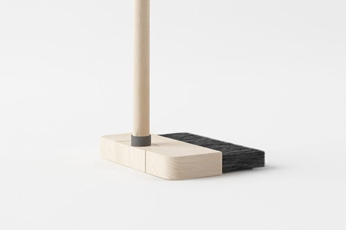 Behold A Clever Broom That Stands On Its Own Co.Design Business Innovation Design