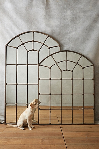 Paneled Epoque Mirror Anthropologie.Com