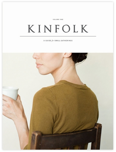 Kinfolk Shop Home