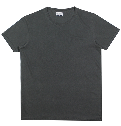 Gant Rugger Lightweight T Shirt In Asphalt Huh. Store