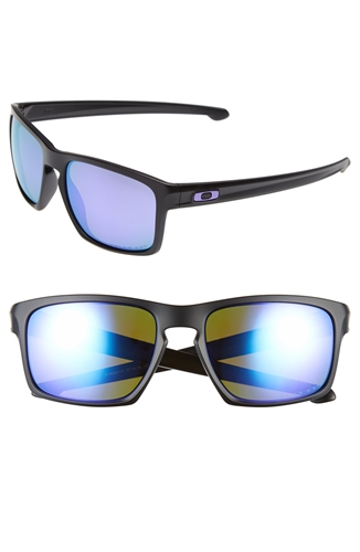 Oakley Silver Sunglasses