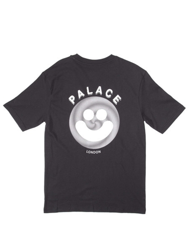 Buy Palace Skateboards Smiler T Shirt Online