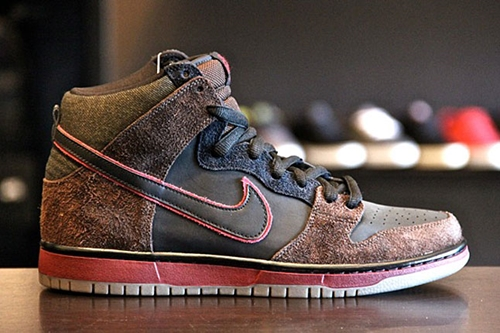 NIKE SB x BROOKLYN PROJECTS SLAYER REIGN IN BLOOD Sneaker Releases Sneaker Freaker Magazine