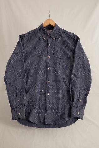 Our Legacy 1950s Quilted Dot Chambray Our Legacy