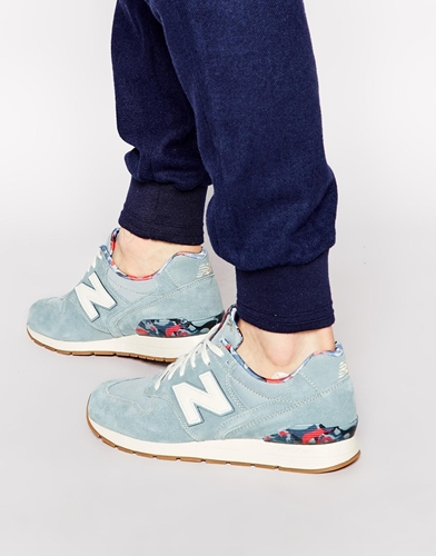 new balance 996 trainers blue