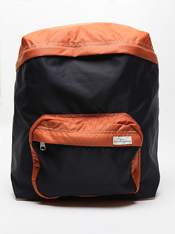 A.P.C. Men's Back Pack In Brown At Oki Ni