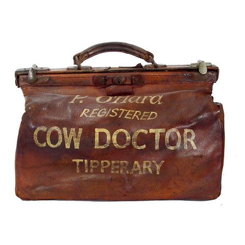 1STDIBS COM Radio Guy Is there a COW DOCTOR in the house