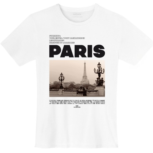 T Shirts Polos Citizen B T Shirt Citizen B Paris Balibaris