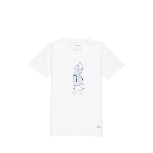 Norse Projects Niels Mondays Tired T Shirt Norse Projects