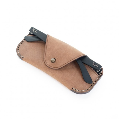 Eyewear Sleeve Leather Goods Wallets Bags Accessories Made in the USA