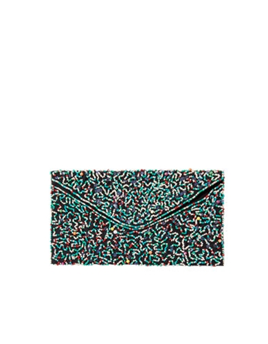 WALLET WITH COLOURED BEADS Accessories ZARA Canada