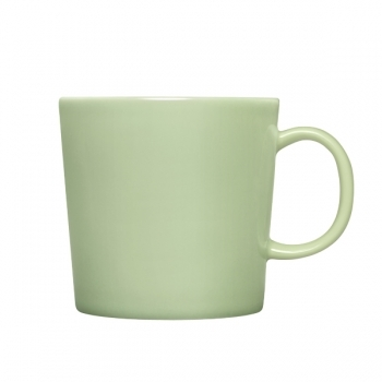 Teema Mug 0 3 L Celadon Green Iittala Teema Dishware Tableware Finnish Design Shop
