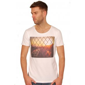 Dead Legacy Crosstown T Shirt In White Buy Now At Aphrodite Menswear Online UK