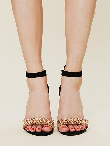 Jeffrey Campbell Burke City Heel at Free People Clothing Boutique