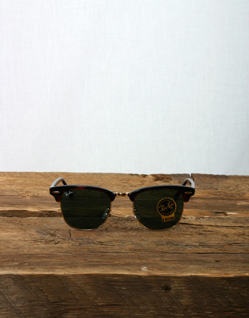 Ray Ban Ray Ban Sunglasses Ray Ban Clubmaster Sunglasses in Tortoise