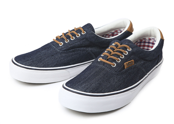 ABC  VANS  ERA   V95CL DNM SP12 NAVY 4H 22 5      ABC MART net
