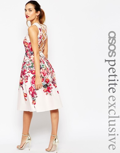 Evening dress asos customer