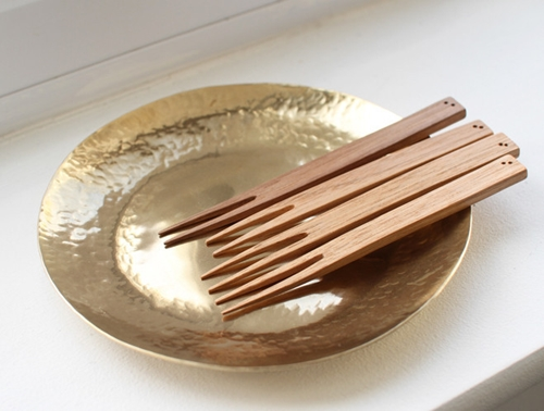 Brass Dish By Lue Brass Oen Shop