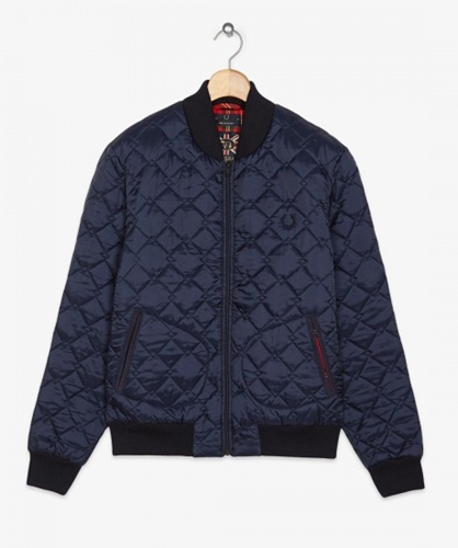 Fred Perry Lavenham Tennis Bomber Jacket