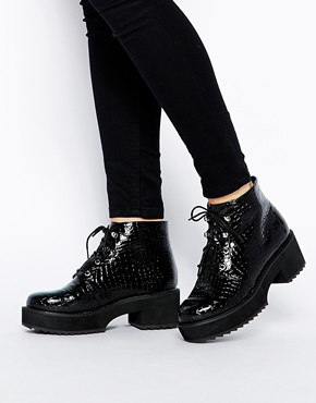 Asos Asos Risky Business Ankle Boots At Asos