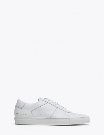 Common Projects Bball Low White Tres Bien