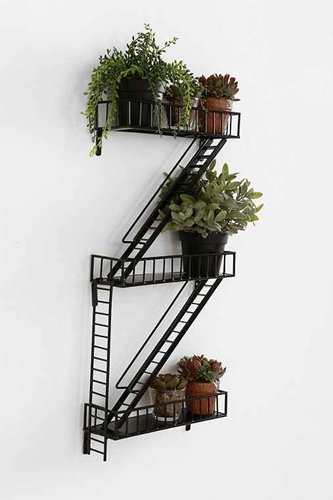 Fire Escape Wall Shelf Urban Outfitters