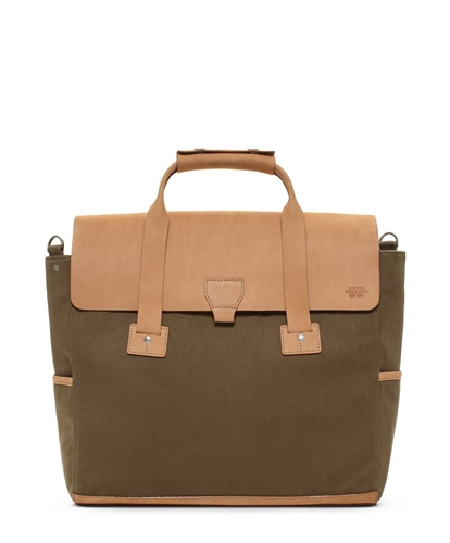Jack Spade Canvas Shop Brief