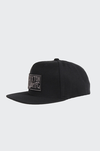 Good As Gold Online Clothing Store Mens Womens Fashion Streetwear Nz Coventry Snap Back Cap Black