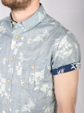 Ben Sherman Floral Shirt by Goodstead Goodstead