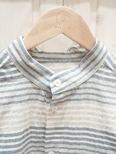 Harvest AKOG Striped O Head Shirt Multi Colour