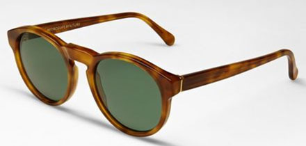 Super Paloma Matte Light Havana 485 Sunglasses