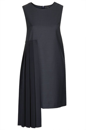 Hybrid Pleat Shift Dress By Boutique New In This Week New In Topshop