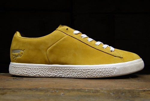 Undefeated x Puma Clyde Stripe Off Spring 2012