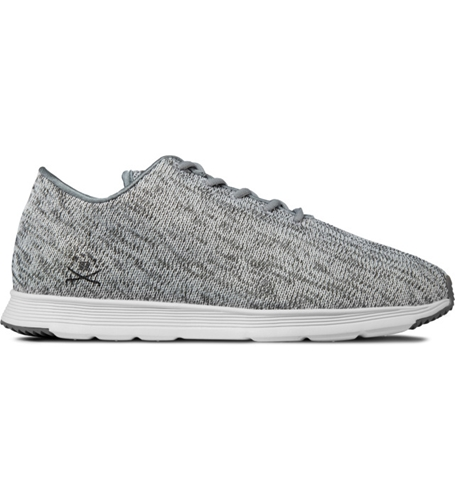 Ransom Ash Grey White Field Lite Shoes Hypebeast Store. Shop Online For Men's Fashion Streetwear Sneakers Accessories
