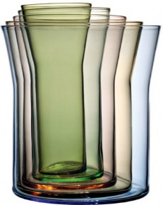 Scandinavian Grace Spectra Vases By Cecilie Manz