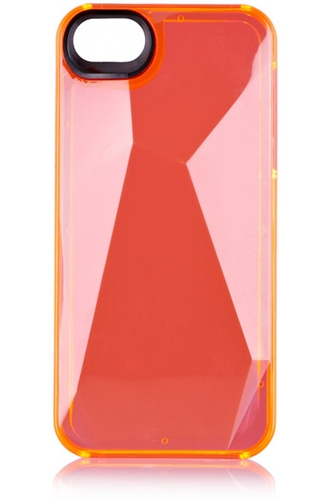 Marc By Marc Jacobs Faceted Iphone 5 Cover Net A Porter.Com