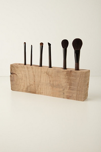 Oakwood Makeup Brush Holder Anthropologie.Com