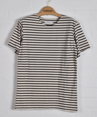 Stripe Boat T shirt The Great Divide