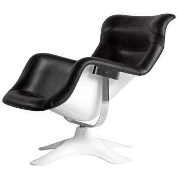 Karuselli Chair Black White Artek Karuselli Lounge Sofas Furniture Finnish Design Shop