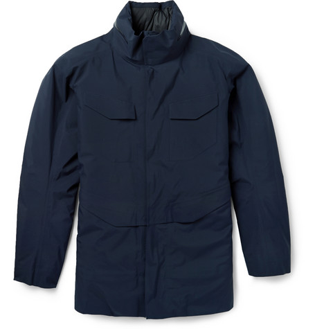 Arc'teryx Veilance Is Field Quilted Jacket Mr Porter