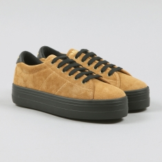 No Name Plato Sneaker Safran Fox Black