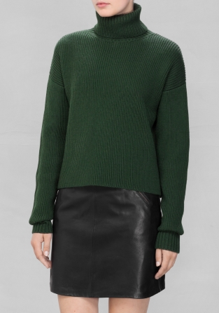 Other Stories Turtle Neck Sweater