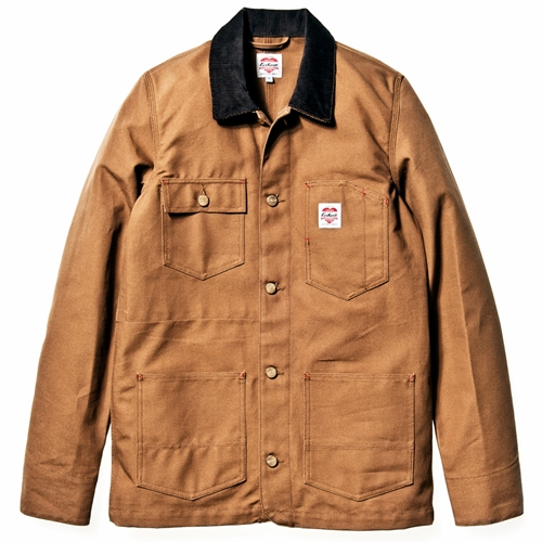 UPSEEN Carhartt Heritage Line Spring Summer 2011 Collection State Coat