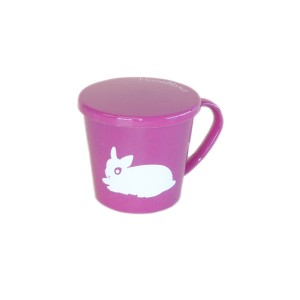 Hana Blomst Rabbit Mug Smallable