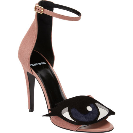 Pierre Hardy Eye Sandal Pump At Barneys.Com