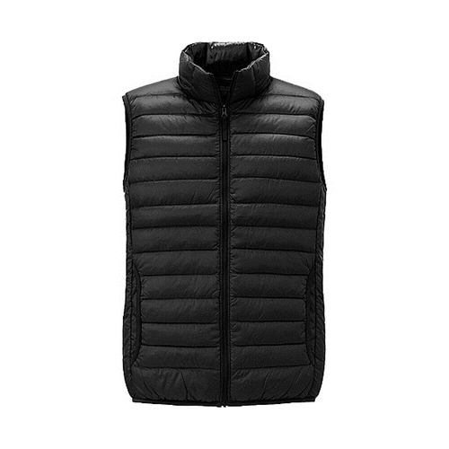 Men Ultra Light Down Vest Uniqlo Uk Online Fashion Store