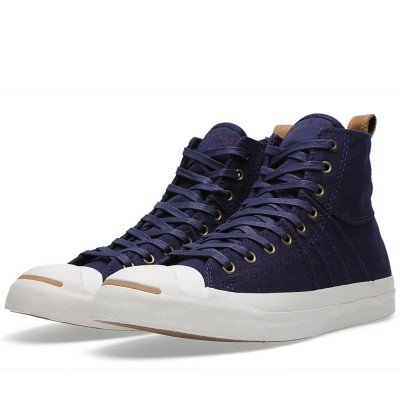 Converse Jack Purcell Duck Boot Cork Doza Blue