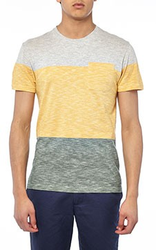 Whitby Tee Yellow