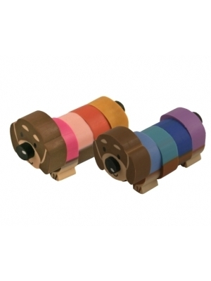 Rainbow Puzzle Pup Erasers Set Of 2 Only 10.19 Unique Gifts Home Decor Karma Kiss